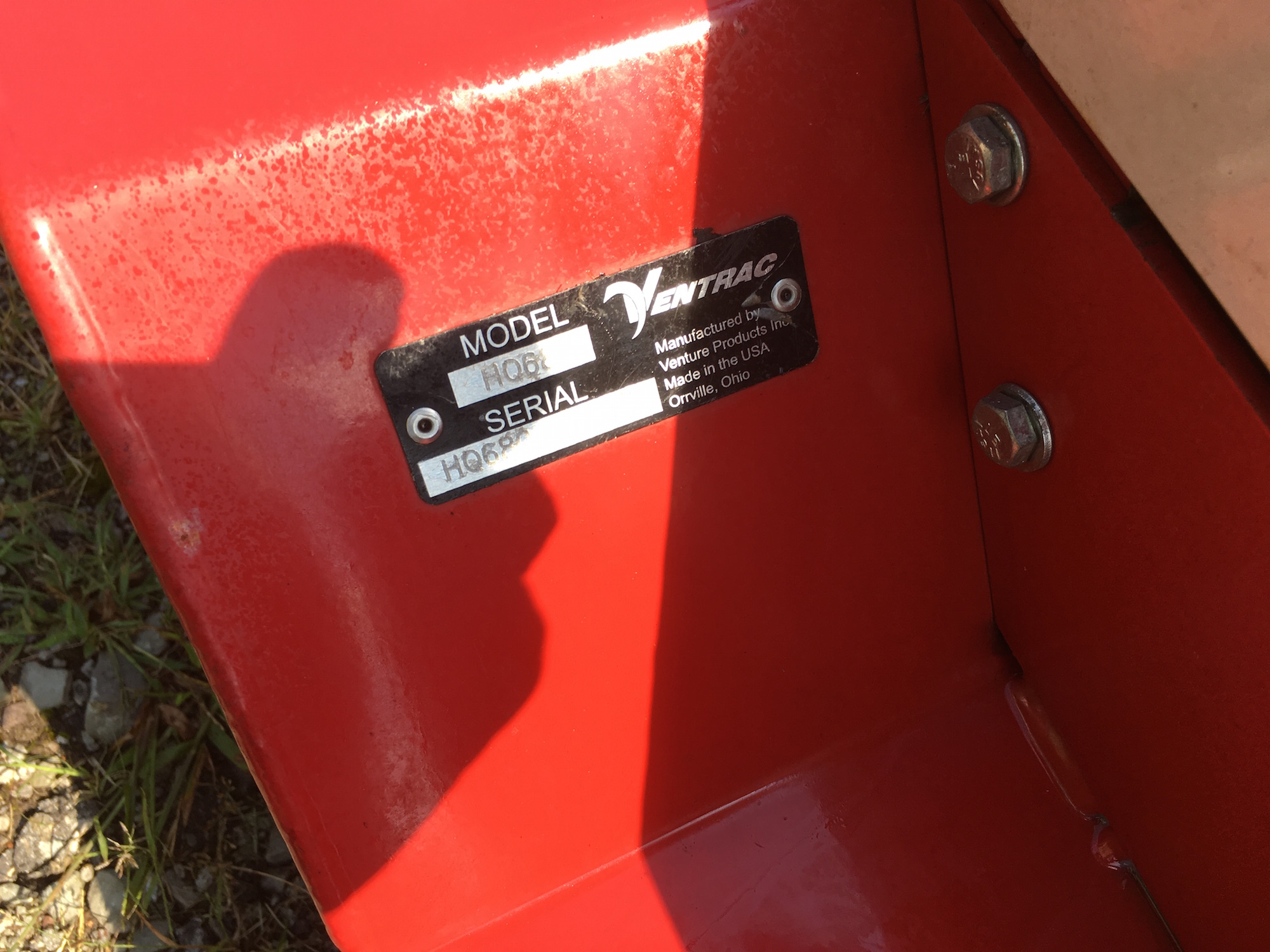 Ventrac 4200vxd Awd Tractor With Finish Mower Rotary